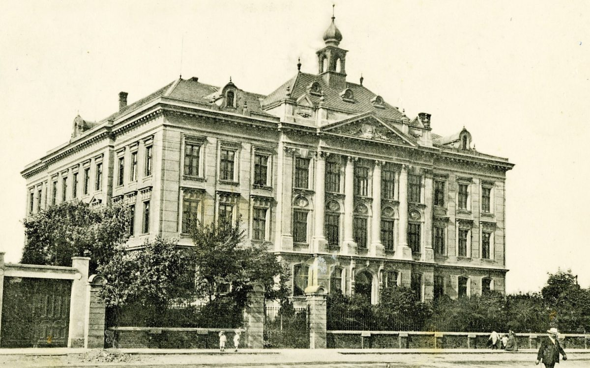 historické foto