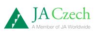 JA Czech logo